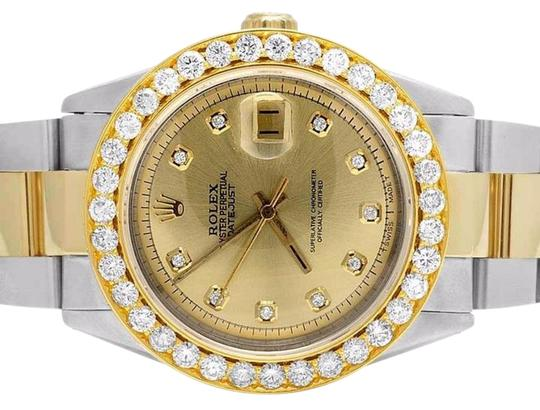 Preload https://img-static.tradesy.com/item/22018389/rolex-two-tone-champagne-datejust-36mm-16013-18ksteel-oyster-diamond-525-ct-watch-0-1-540-540.jpg
