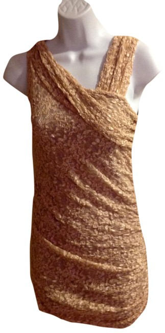 Preload https://img-static.tradesy.com/item/22018659/pale-pink-lace-worn-as-or-mini-dress-tunic-size-6-s-0-1-650-650.jpg