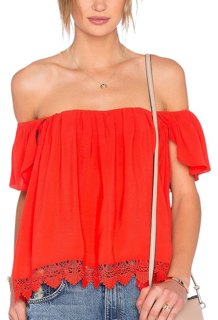 Preload https://img-static.tradesy.com/item/22019292/lovers-friends-coral-orange-life-s-a-beach-blouse-size-8-m-0-1-650-650.jpg