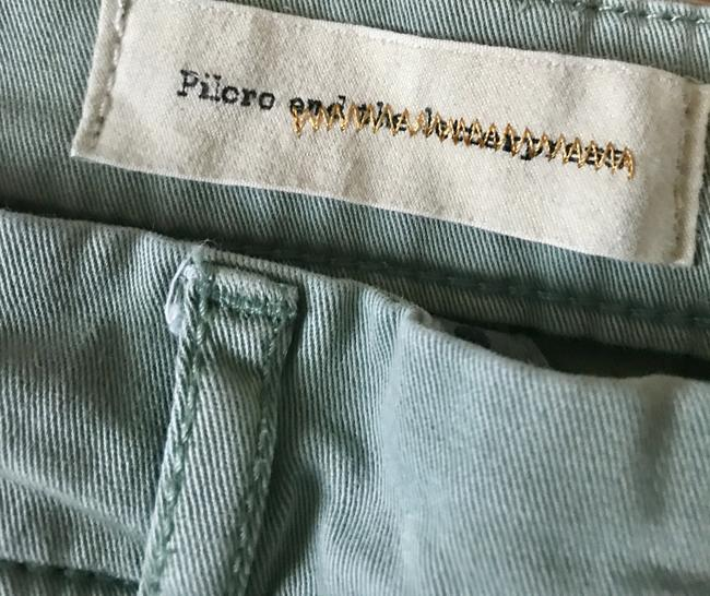 Anthropologie Casual Size 29 Straight Pants Green