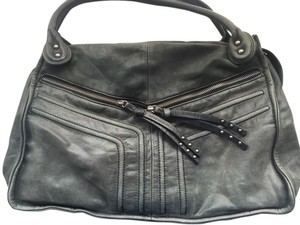 BCBGMAXAZRIA Bcbg Max Azria Designer Leather Shoulder Bag