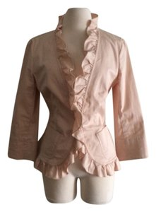 Talbots Pink blush Jacket