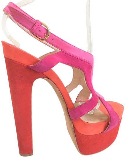 Preload https://img-static.tradesy.com/item/22019507/brian-atwood-pink-red-suede-colorblock-open-toe-platform-sling-pump-150-high-heel-sandals-size-us-95-0-1-540-540.jpg