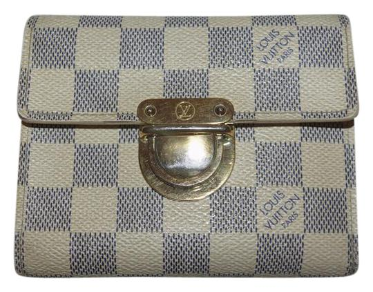 Preload https://img-static.tradesy.com/item/22019789/louis-vuitton-damier-azur-koala-canvas-wallet-0-1-540-540.jpg