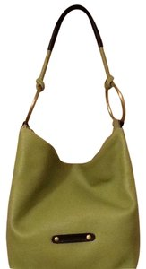 Other Pebbled Spanish Zipper Top Shoulder Bag