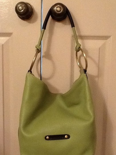 Other Pebbled Leather Leather Shoulder Bag