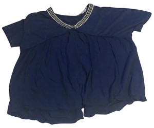 Jolt Top dark blue