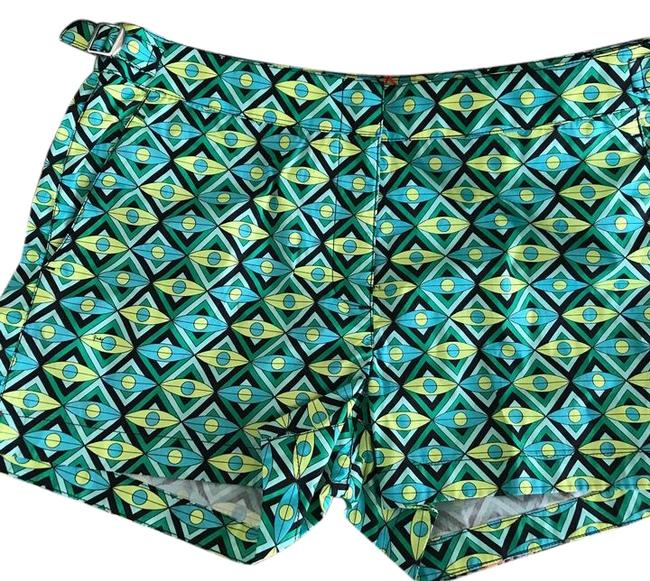 Preload https://img-static.tradesy.com/item/22020353/emilio-pucci-greenblue-whippet-shorts-size-6-s-28-0-3-650-650.jpg