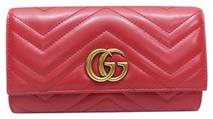 Gucci Gucci 2017 GG Marmont Continental Wallet