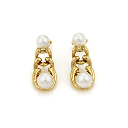 Preload https://img-static.tradesy.com/item/22020417/tiffany-and-co-21244-pearls-18k-yellow-gold-graduated-link-earrings-0-0-540-540.jpg