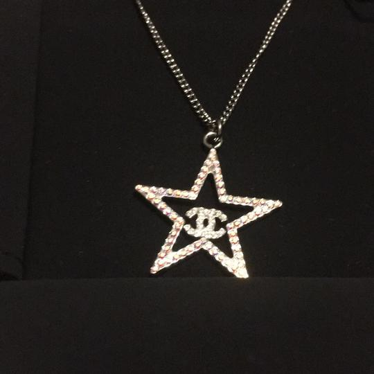 Chanel Chanel 2017 Cruise Collection Star Crystal Necklace
