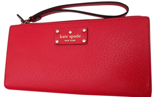 Preload https://img-static.tradesy.com/item/22020642/kate-spade-cherryliqr-wellesley-layton-wallet-0-2-540-540.jpg