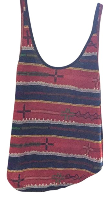 Preload https://img-static.tradesy.com/item/22020931/patterson-j-kincaid-tribal-print-embroidered-tank-topcami-size-6-s-0-1-650-650.jpg