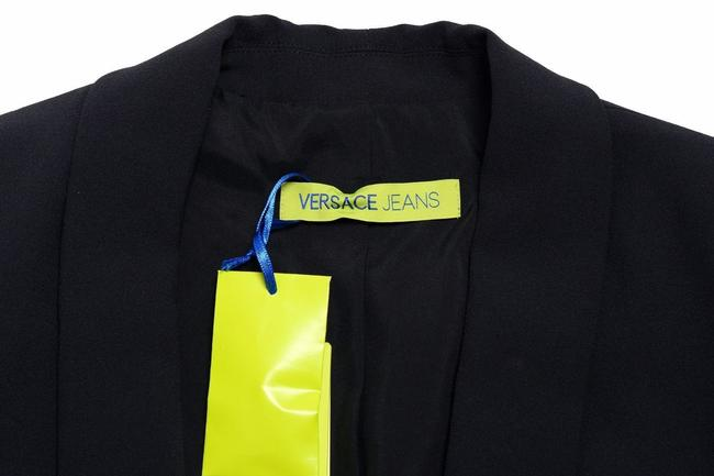 Versace Jeans Collection Black Blazer