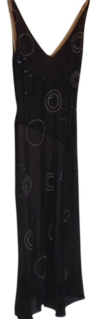 BCBGMAXAZRIA Sequin Vintage Bcbg Dress