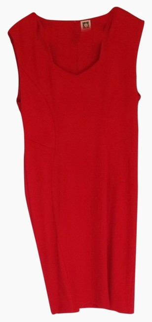 Preload https://item1.tradesy.com/images/anne-klein-fire-engine-red-holiday-bodycon-knee-length-workoffice-dress-size-12-l-2202130-0-0.jpg?width=400&height=650
