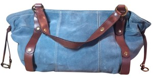 Lucky Brand Satchel in Blue