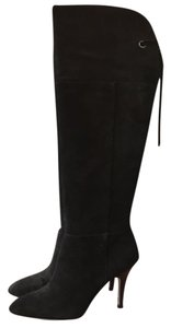 Arturo Chiang black suede Boots