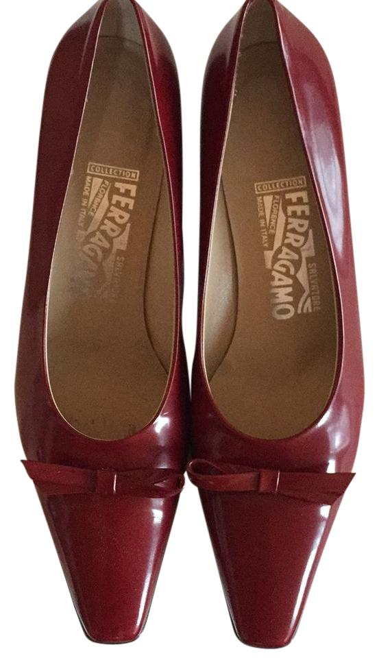 MISS Red Salvatore Ferragamo Red MISS Arissa Pumps Reasonable price 2c22bc