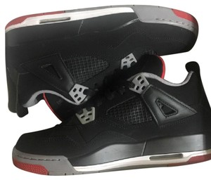Air Jordan black red grey white Athletic