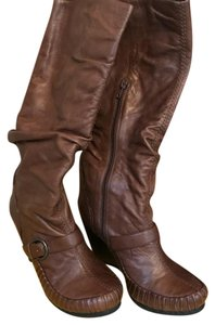 Biviel Terra (Brown) Boots