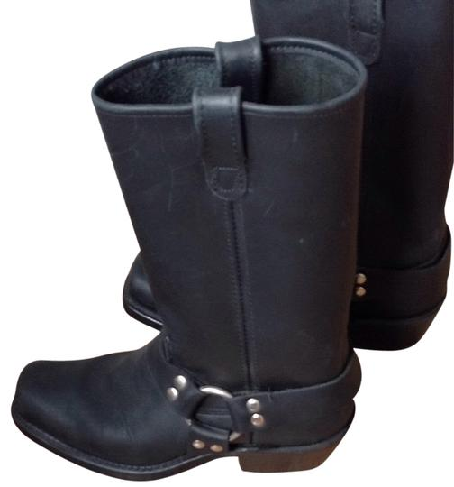 Double-H Boots Black Boots