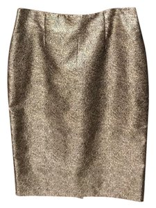 Worthington Skirt Gold & Black