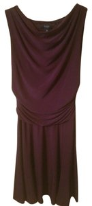 Chaps Classic Casual Comfortable Polyester Dress
