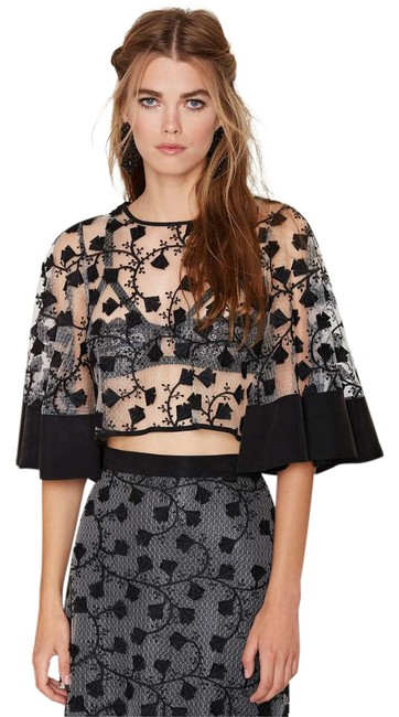 Preload https://img-static.tradesy.com/item/22023190/alice-mccall-black-floral-pretty-on-the-inside-crop-in-blush-blouse-size-2-xs-0-1-650-650.jpg