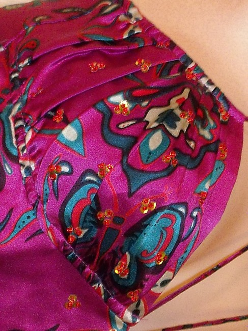 Laundry by Shelli Segal Top Magenta