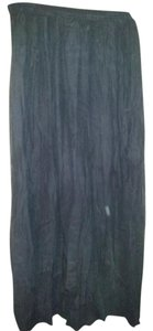 Zoran Maxi Skirt Dark navy blue