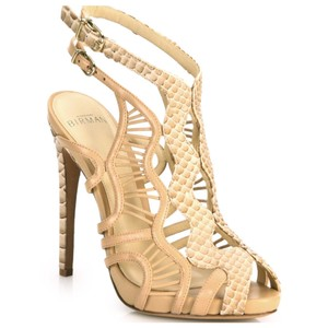 Alexandre Birman Natural Sandals