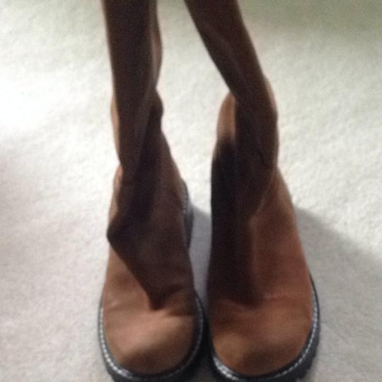 Marc by Marc Jacobs Brown Boots