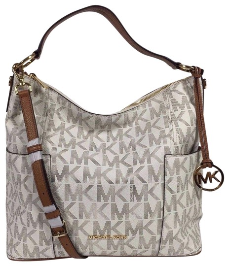 9add24942b15 Michael Kors Anita Convertible Mk Crossbody Strap Shoulder Bag Image 0 ...
