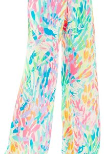 Lilly Pulitzer Trouser Pants Sparkling Sands