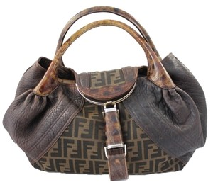 Fendi Spy Penny Lane Hobo Bag