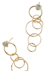 Anthropologie Anthropologi ring dropped earring