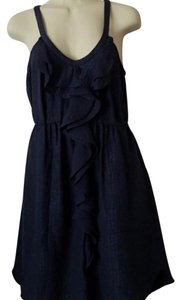 Navy blue Maxi Dress by Rebecca Taylor