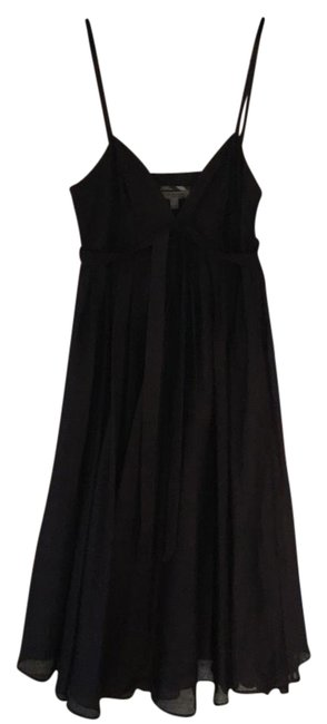 Item - Chocolate Brown Lc1457 Mid-length Night Out Dress Size 8 (M)
