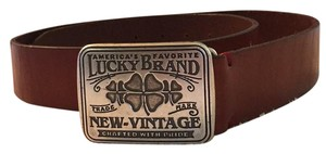 Lucky Brand Lucky Brand Belt with western buckle