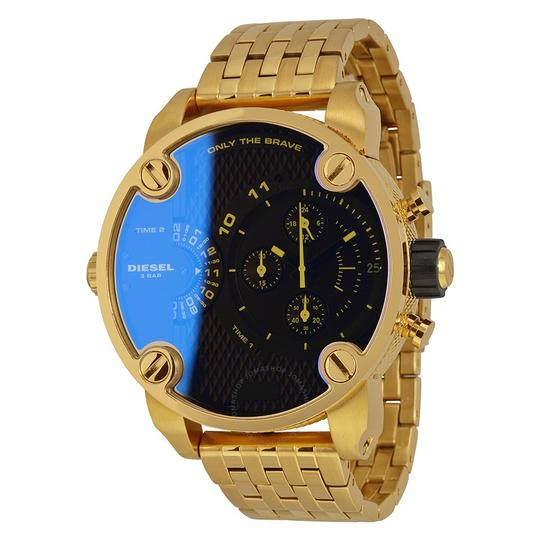Preload https://img-static.tradesy.com/item/22026739/diesel-gold-men-s-little-daddy-gold-tone-stainless-steel-dz7347-watch-0-0-540-540.jpg