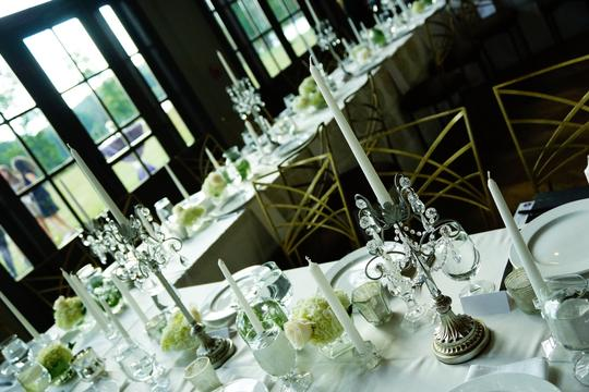 Silver For Rent: Over Opulent Treasures Candelabras Candlesticks And Centerpieces
