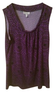 Fashion Bug Casual Top purple