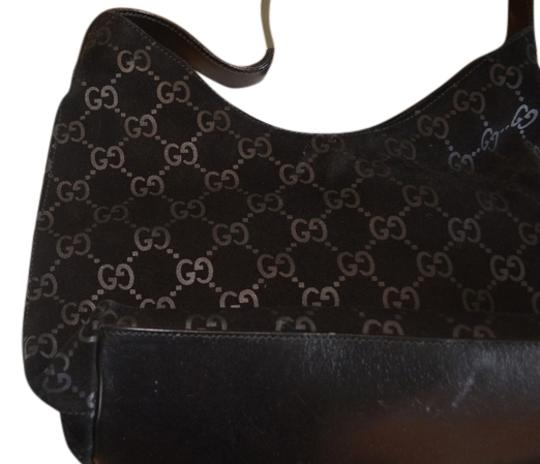 Preload https://item1.tradesy.com/images/gucci-black-suede-leather-hobo-bag-2202765-0-0.jpg?width=440&height=440