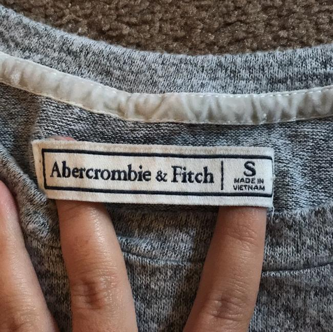 Abercrombie & Fitch T Shirt grey