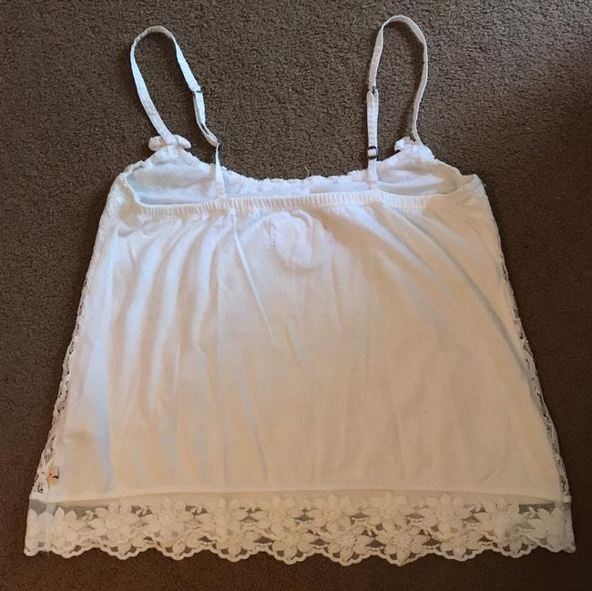 Hollister Top White