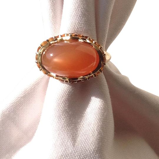 Preload https://img-static.tradesy.com/item/22028167/peach-moonstone-and-hessonite-ring-0-3-540-540.jpg