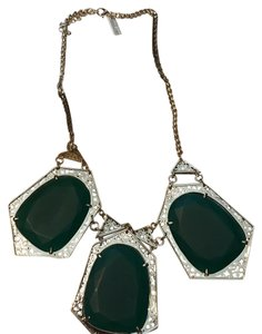 Kendra Scott Nadeline Green Necklace