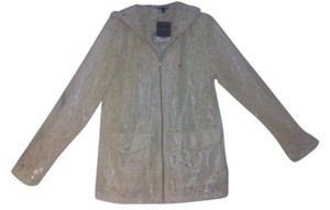 Topshop Hooded Gold Fascinante Cape