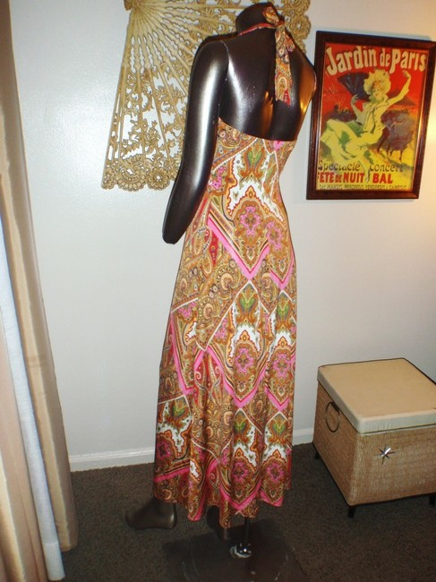 Multi-Color Maxi Dress by Ruby Rox